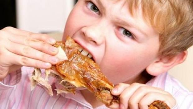 Mơ thấy ăn thịt gà